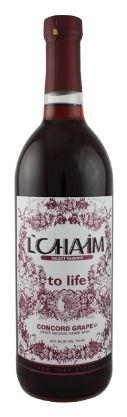 L'Chaim Concord Grape Red